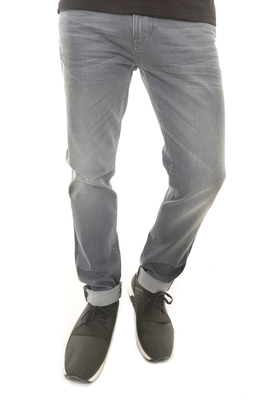 Cazador - CAZ 0728 TERRY DENIM PANTOLON GREY BLUE WASH