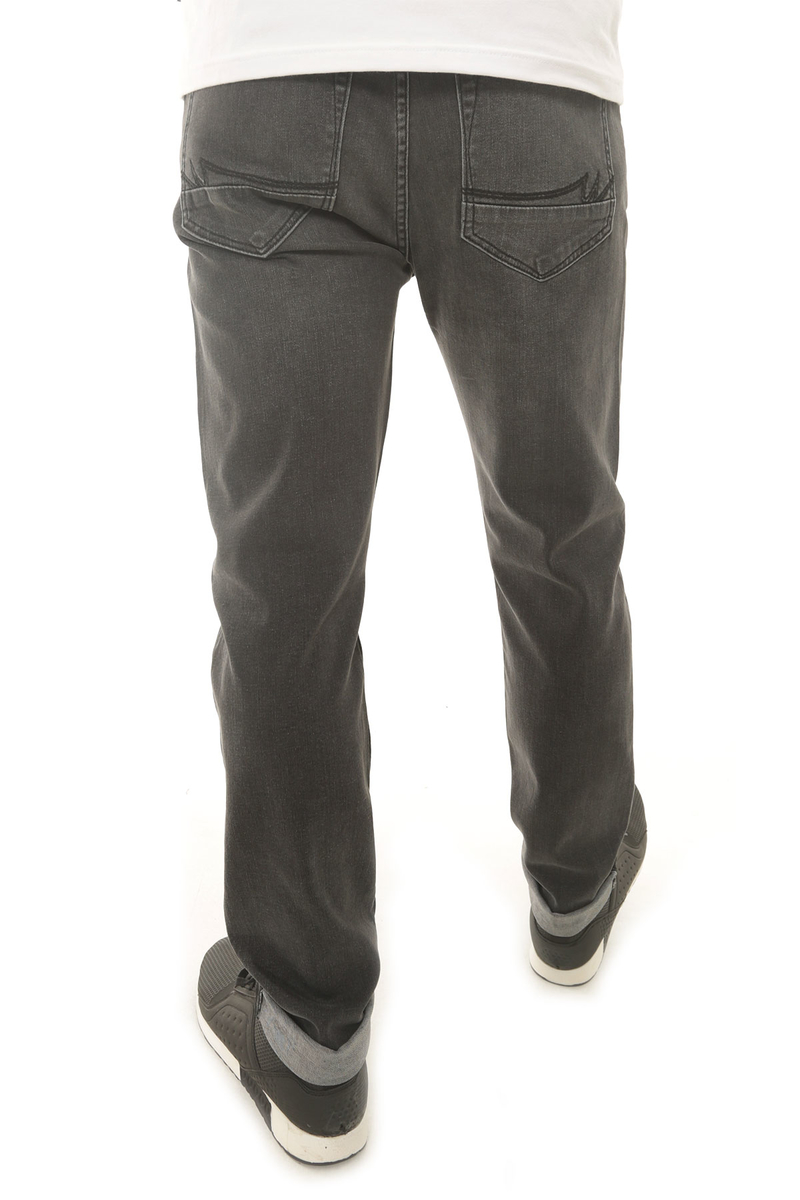 CAZ 0732 PARKER DENIM PANTOLON SHADOW GREY WASH