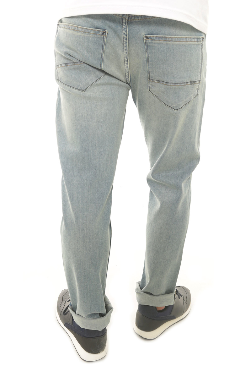CAZ 0761 PARKER DENIM PANTOLON ZOE BLUE WASH - Thumbnail