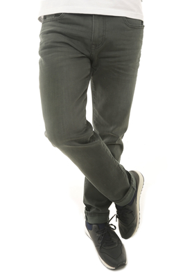Cazador - CAZ 0777 PARKER DENIM PANTOLON GREEN WASH