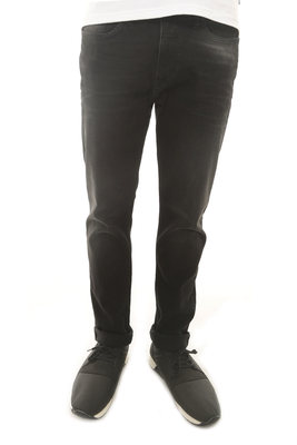 Cazador - CAZ 0791 TERRY DENIM PANTOLON BLACK FRESH WASH