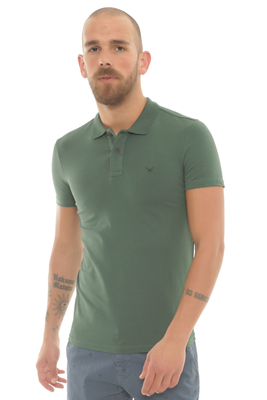 Cazador - CAZ 4638 POLO T-SHIRT HUNTER